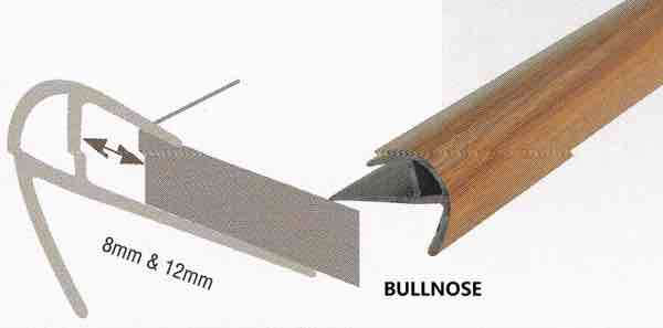 Skirting - BULLNOSE